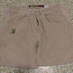 JNCO corduroy pants
